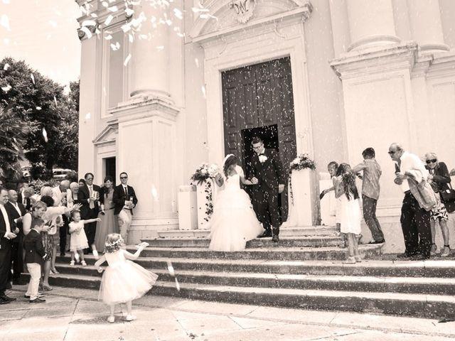 Il matrimonio di Cristian e Francesca a Carpenedolo, Brescia 51