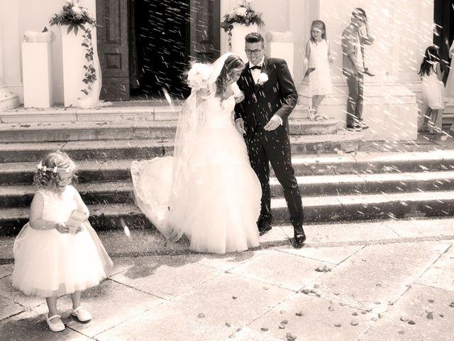 Il matrimonio di Cristian e Francesca a Carpenedolo, Brescia 52