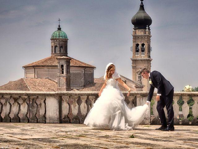 Il matrimonio di Cristian e Francesca a Carpenedolo, Brescia 53