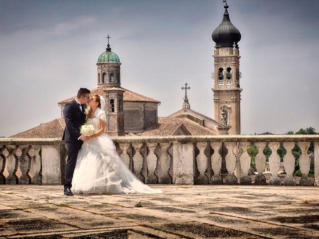 Il matrimonio di Cristian e Francesca a Carpenedolo, Brescia 54