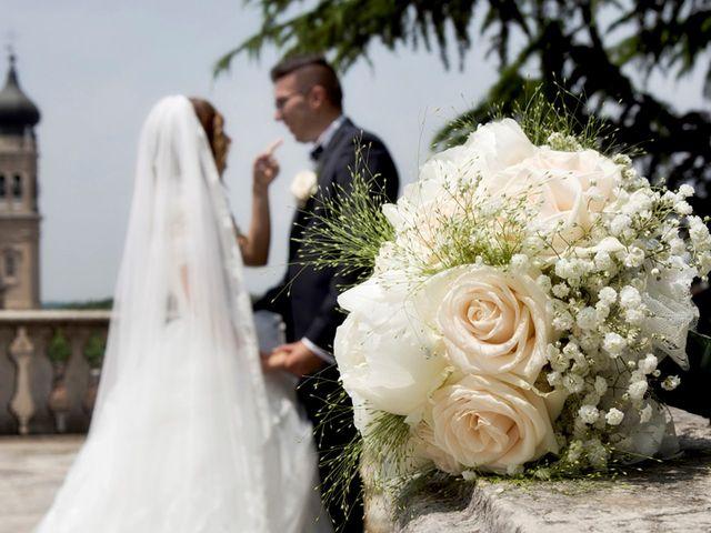 Il matrimonio di Cristian e Francesca a Carpenedolo, Brescia 55