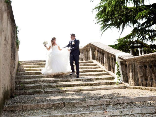Il matrimonio di Cristian e Francesca a Carpenedolo, Brescia 56