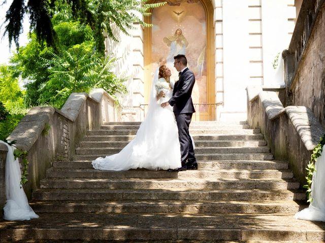 Il matrimonio di Cristian e Francesca a Carpenedolo, Brescia 57