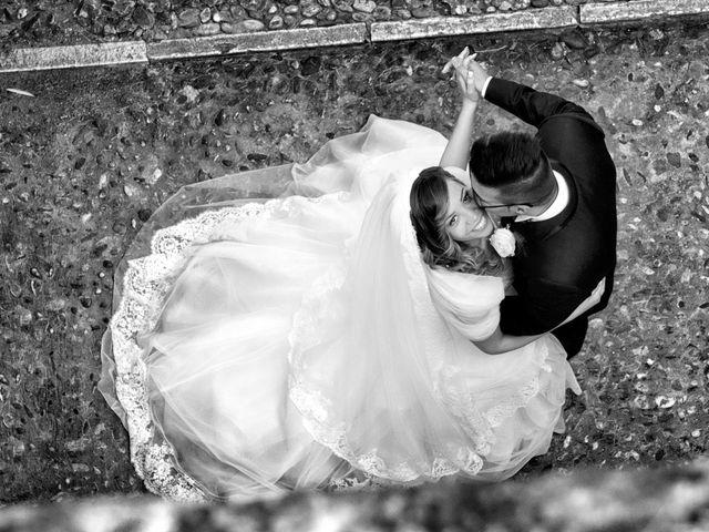 Il matrimonio di Cristian e Francesca a Carpenedolo, Brescia 58