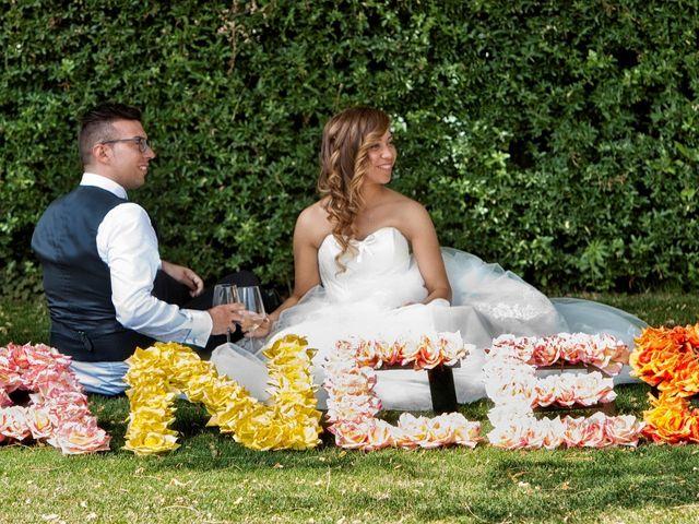 Il matrimonio di Cristian e Francesca a Carpenedolo, Brescia 63