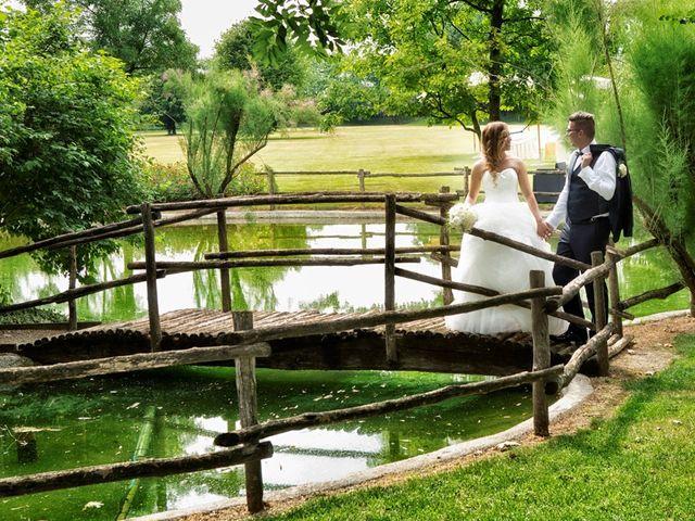 Il matrimonio di Cristian e Francesca a Carpenedolo, Brescia 70