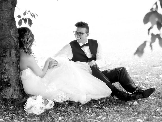 Il matrimonio di Cristian e Francesca a Carpenedolo, Brescia 76