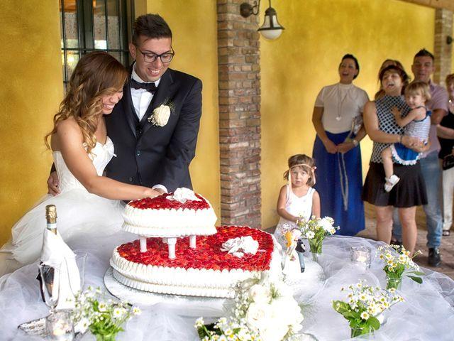 Il matrimonio di Cristian e Francesca a Carpenedolo, Brescia 81