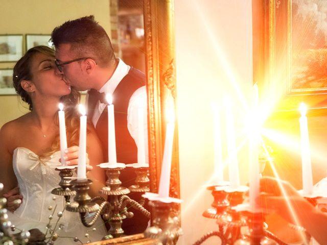 Il matrimonio di Cristian e Francesca a Carpenedolo, Brescia 83