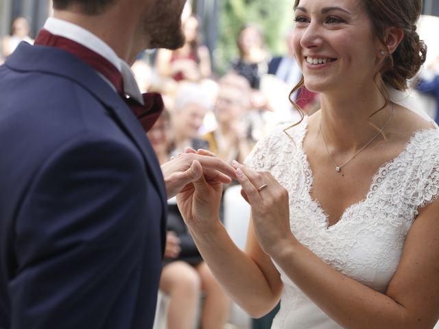 Il matrimonio di Daniele e Marta a Mariano Comense, Como 9