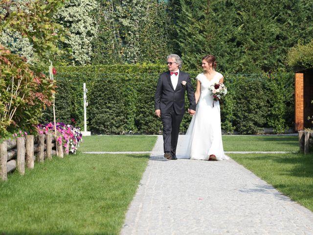 Il matrimonio di Daniele e Marta a Mariano Comense, Como 15
