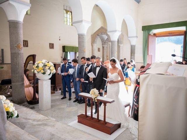 Il matrimonio di Emilio e Rosanna a Maiori, Salerno 7