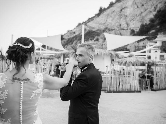 Il matrimonio di Emilio e Rosanna a Maiori, Salerno 8