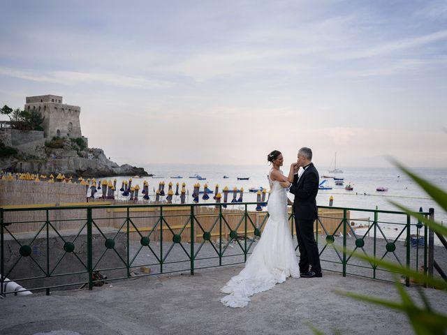 Il matrimonio di Emilio e Rosanna a Maiori, Salerno 9