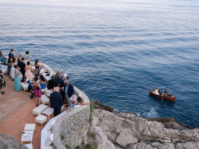 Il matrimonio di Emilio e Rosanna a Maiori, Salerno 10
