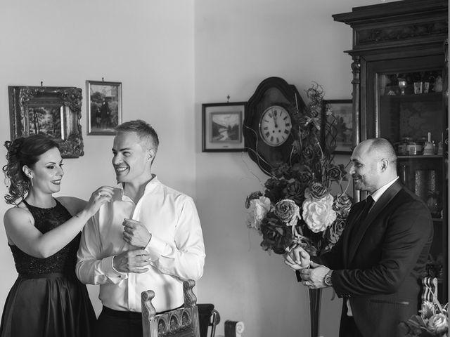 Il matrimonio di Emilio e Rosanna a Maiori, Salerno 14