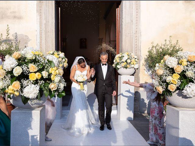 Il matrimonio di Emilio e Rosanna a Maiori, Salerno 19