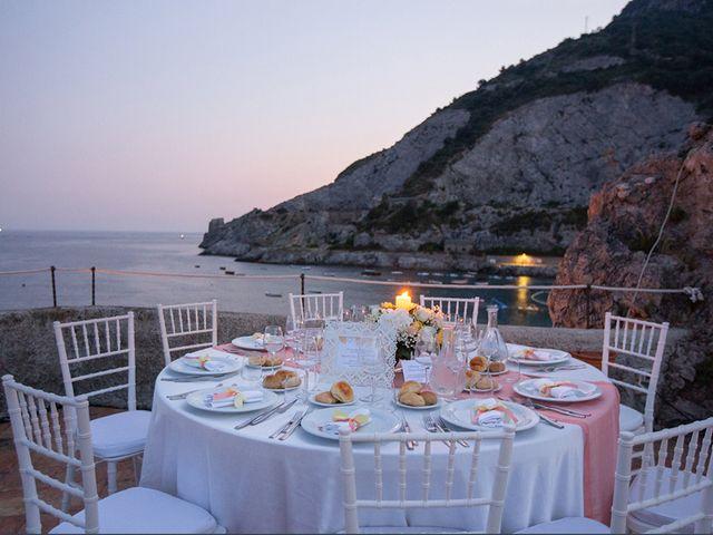 Il matrimonio di Emilio e Rosanna a Maiori, Salerno 29