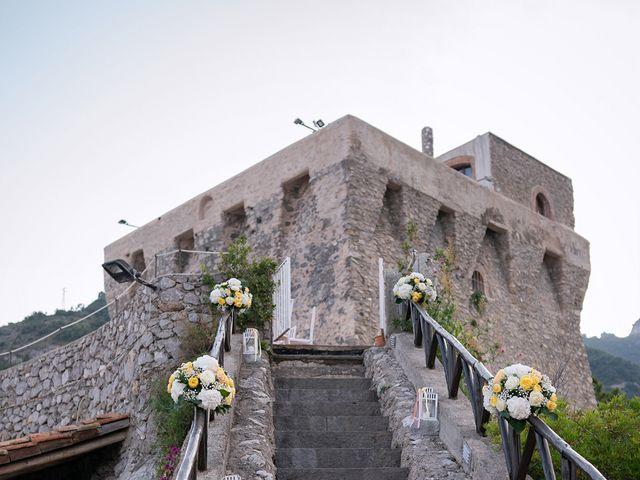 Il matrimonio di Emilio e Rosanna a Maiori, Salerno 31