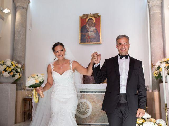 Il matrimonio di Emilio e Rosanna a Maiori, Salerno 35