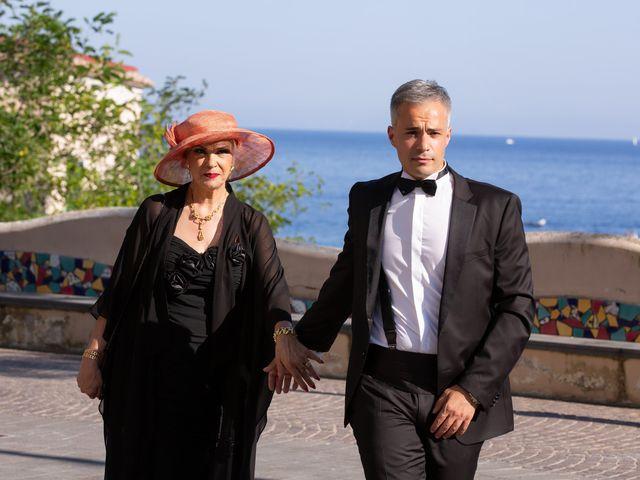 Il matrimonio di Emilio e Rosanna a Maiori, Salerno 42
