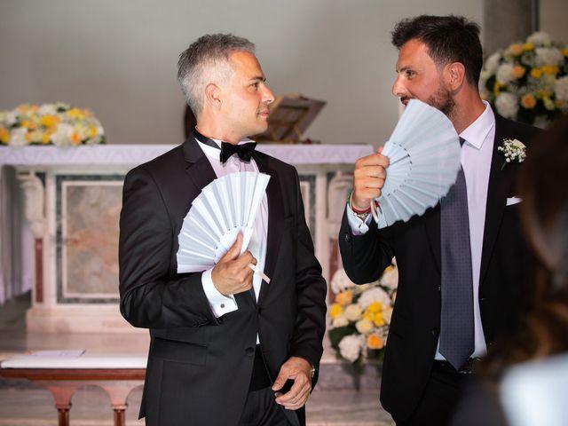 Il matrimonio di Emilio e Rosanna a Maiori, Salerno 43