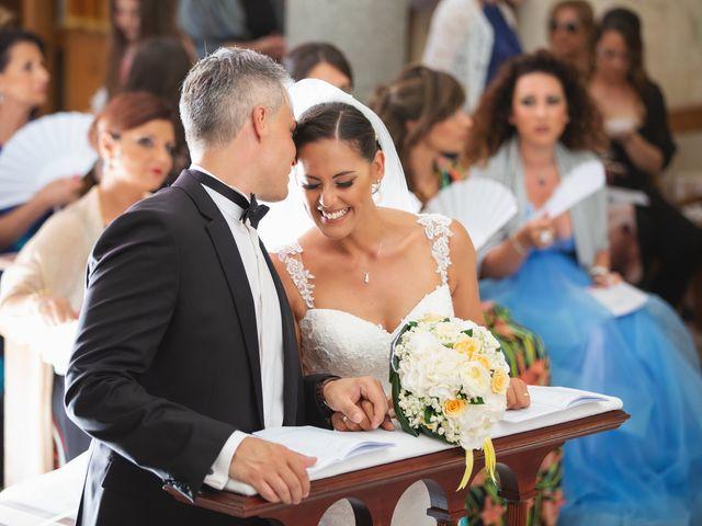 Il matrimonio di Emilio e Rosanna a Maiori, Salerno 45