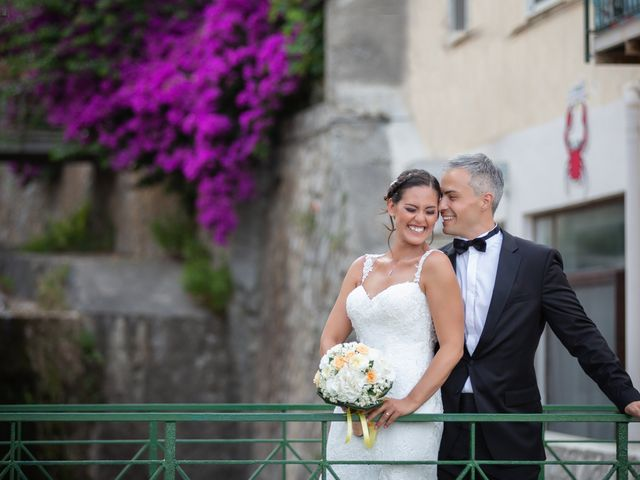 Il matrimonio di Emilio e Rosanna a Maiori, Salerno 51