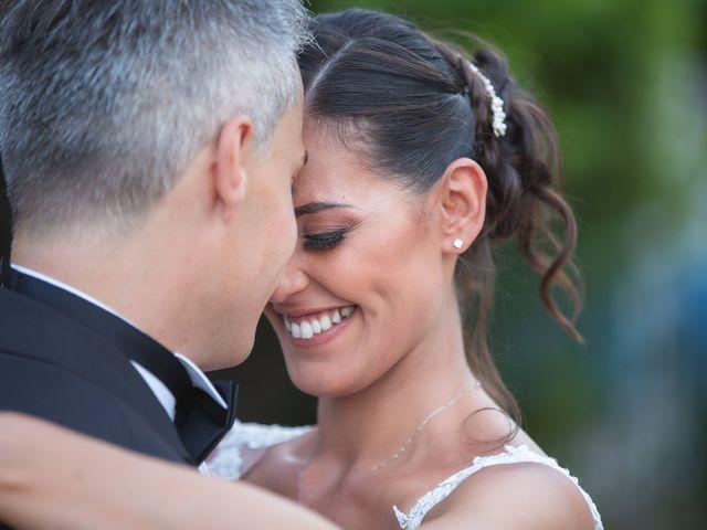 Il matrimonio di Emilio e Rosanna a Maiori, Salerno 53