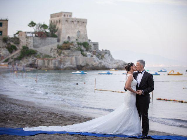 Il matrimonio di Emilio e Rosanna a Maiori, Salerno 1