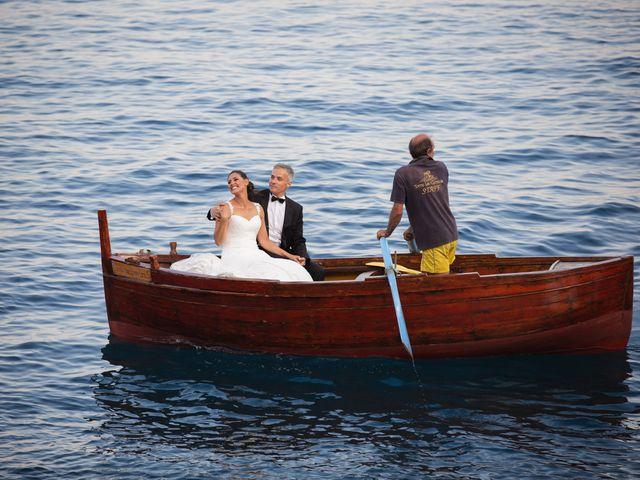 Il matrimonio di Emilio e Rosanna a Maiori, Salerno 55