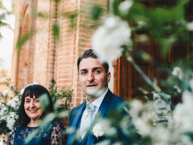 Il matrimonio di Mattia e Cristina a Ameglia, La Spezia 22