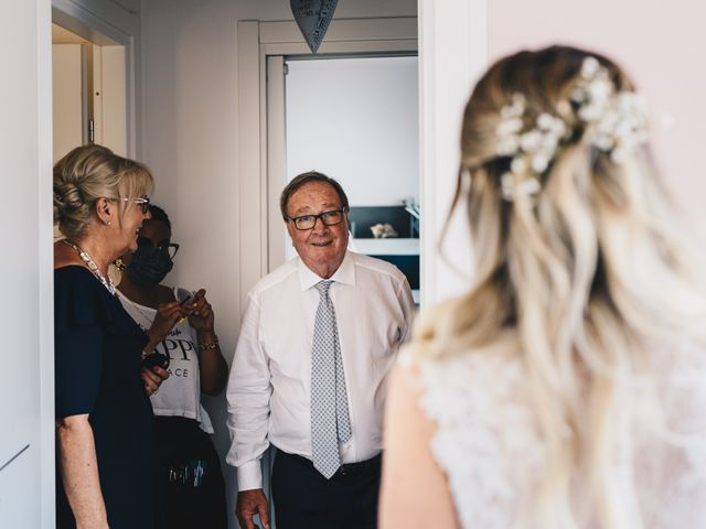Il matrimonio di Mattia e Cristina a Ameglia, La Spezia 25