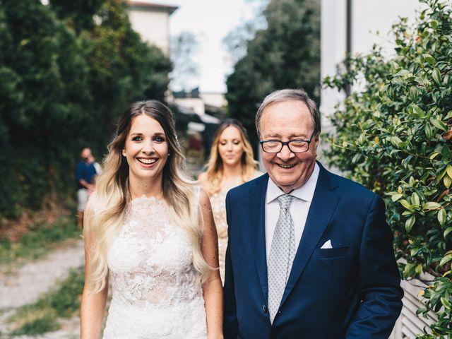 Il matrimonio di Mattia e Cristina a Ameglia, La Spezia 27