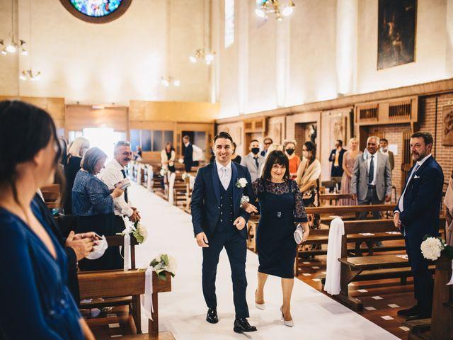 Il matrimonio di Mattia e Cristina a Ameglia, La Spezia 29