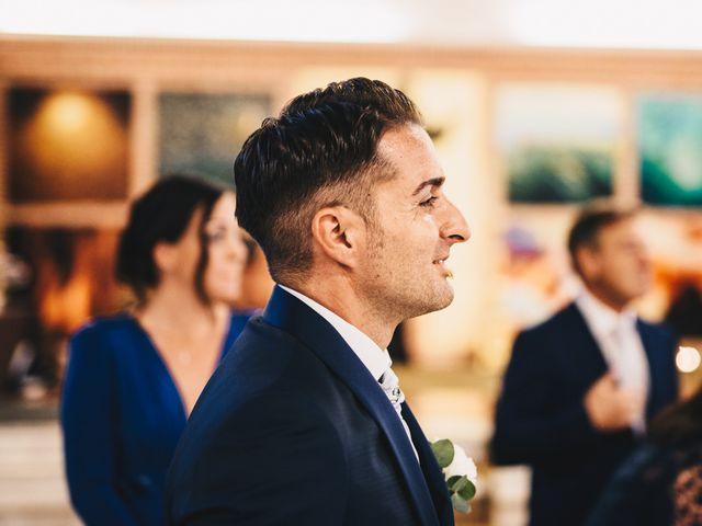 Il matrimonio di Mattia e Cristina a Ameglia, La Spezia 32
