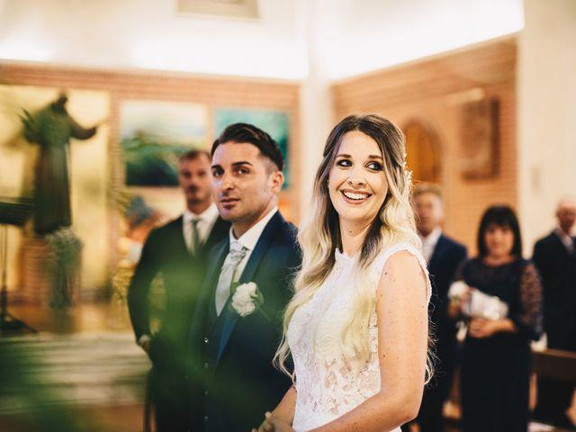 Il matrimonio di Mattia e Cristina a Ameglia, La Spezia 35