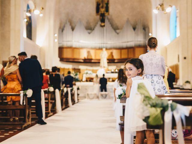 Il matrimonio di Mattia e Cristina a Ameglia, La Spezia 37