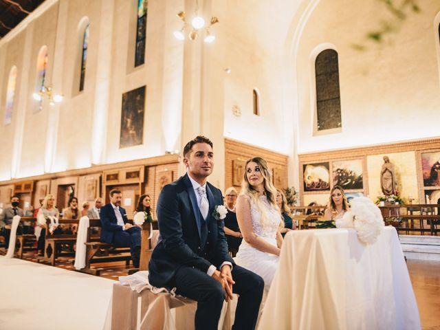Il matrimonio di Mattia e Cristina a Ameglia, La Spezia 39
