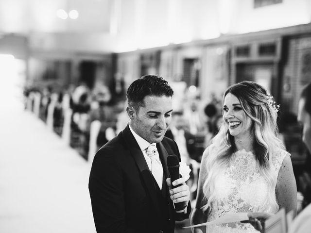 Il matrimonio di Mattia e Cristina a Ameglia, La Spezia 41