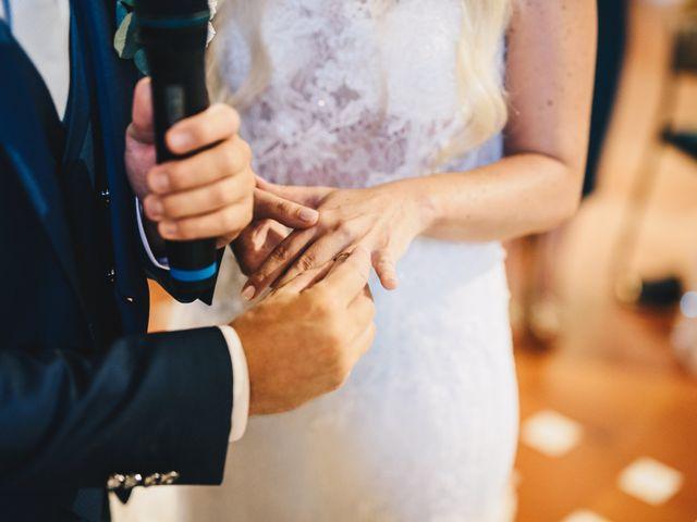 Il matrimonio di Mattia e Cristina a Ameglia, La Spezia 43