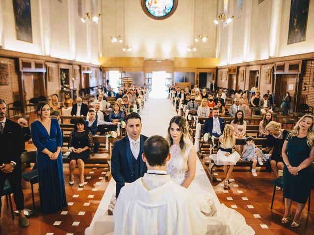 Il matrimonio di Mattia e Cristina a Ameglia, La Spezia 49