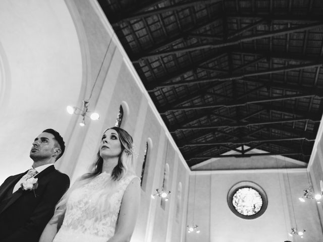 Il matrimonio di Mattia e Cristina a Ameglia, La Spezia 52