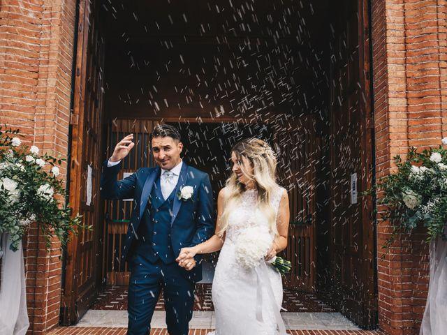 Il matrimonio di Mattia e Cristina a Ameglia, La Spezia 54