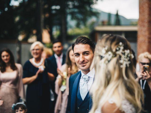Il matrimonio di Mattia e Cristina a Ameglia, La Spezia 55