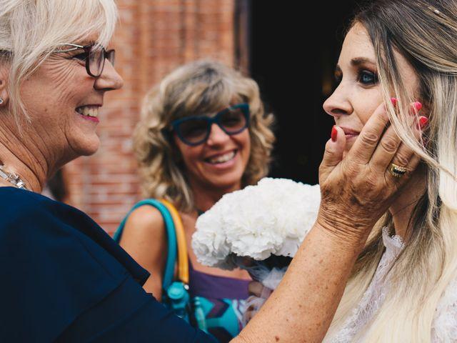 Il matrimonio di Mattia e Cristina a Ameglia, La Spezia 57