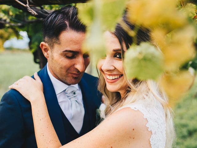 Il matrimonio di Mattia e Cristina a Ameglia, La Spezia 61