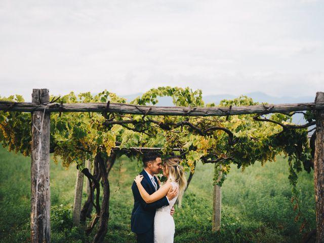 Il matrimonio di Mattia e Cristina a Ameglia, La Spezia 63