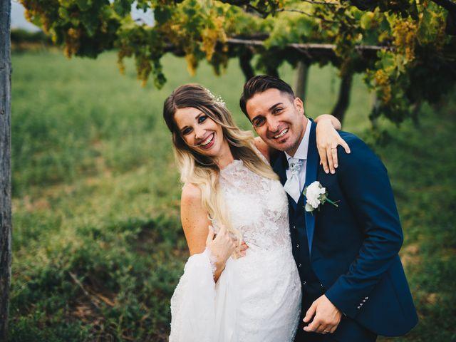 Il matrimonio di Mattia e Cristina a Ameglia, La Spezia 65