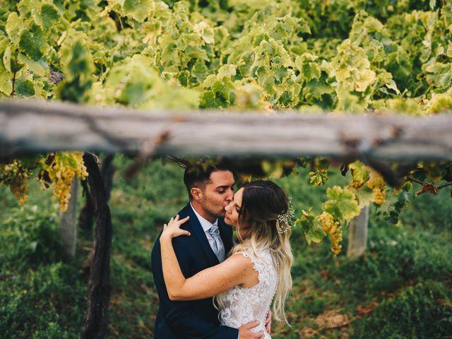 Il matrimonio di Mattia e Cristina a Ameglia, La Spezia 66